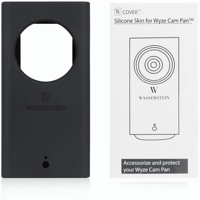 Wasserstein Protective Silicone Skin Compatible with Wyze Cam Pan - Accessorize and Protect Your Wyze Cam Pan