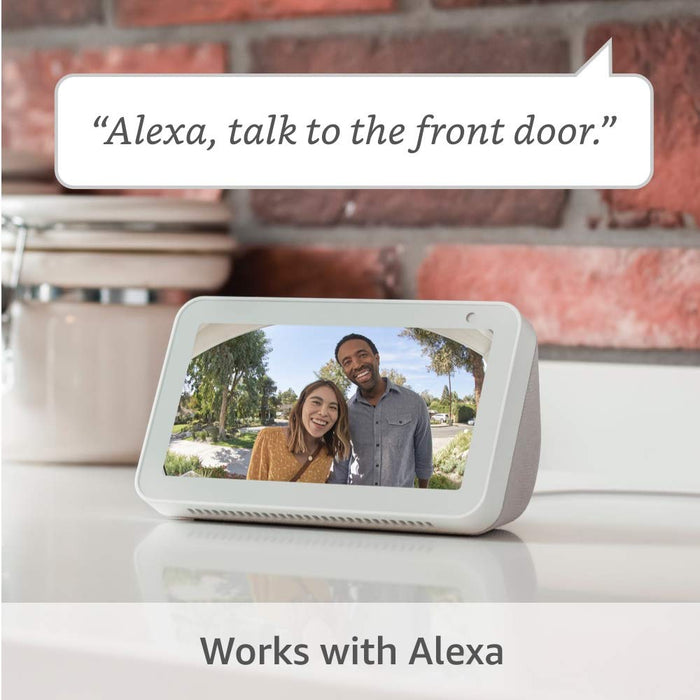 Ring Video Doorbell 3 Plus - 1080p HD Video, Motion Detection, 4-second Previews