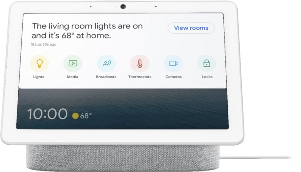 Google Nest Hub Smart Display with Google Assistant