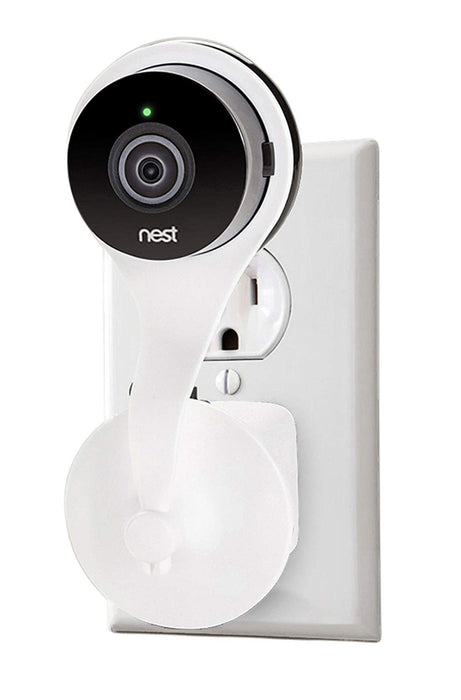 Nest Cam AC Outlet 360 Degree Wall Mount | Wasserstein Home