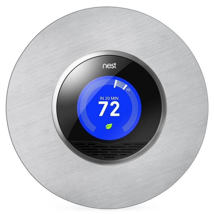 Wall Plate Cover for all 2nd and 3rd Generation Nest Thermostat | Wasserstein Home
