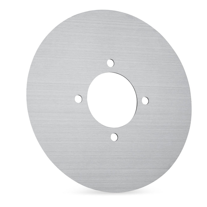 "Beautiful Round 6"" Wall Plate Cover for All 2nd and 3rd Generation Nest Thermostat by Wasserstein"
