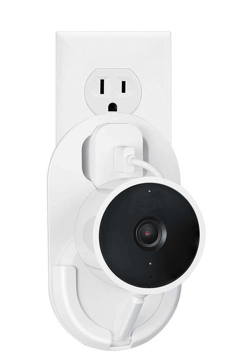 Cloud Cam AC Outlet Mount with 360 Degree Swivel for Cloud Cam - by Wasserstein