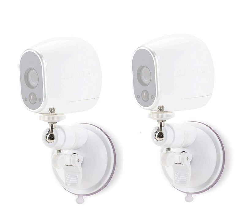 Suction Cup Wall Mount for Your Arlo Cameras (2-Pack) | Wasserstein Home