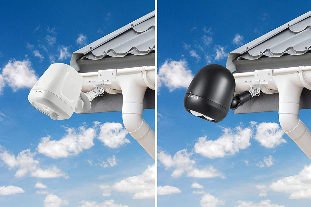 Ring Smart Spotlight Weatherproof Gutter Mount