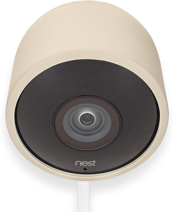 Protect and Camou Colorful Silicone Skins for Nest Cam Outdoor Security Camera