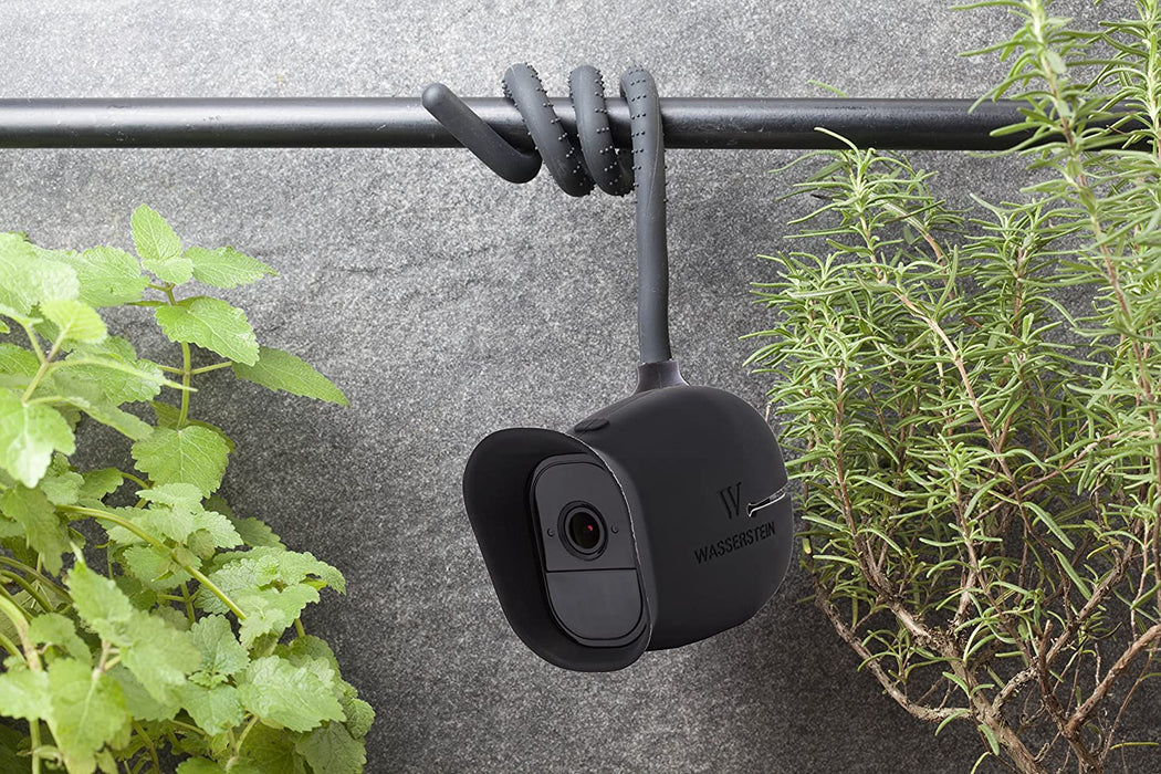 Wasserstein Versatile Twist Mount Compatible with Arlo Pro & Arlo Pro 2 Camera - Attach Your Arlo Pro Camera (Black)