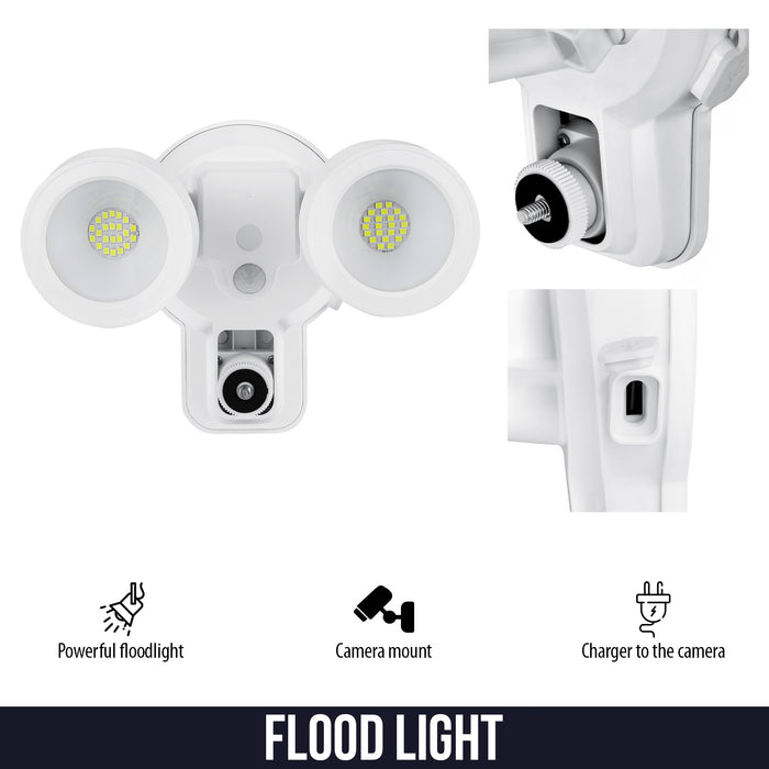 Arlo Floodlight Charging Mount for Arlo Pro and Arlo Pro 2