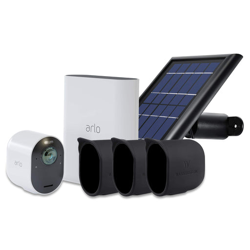 Arlo Ultra Kit 1-Pack Bundle : Solar Panel & Skins | Wasserstein Home
