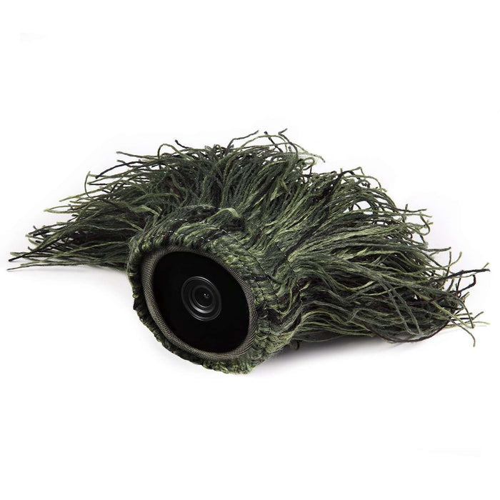 Ghillie Skin Compatible With YI Outdoor Security Camera