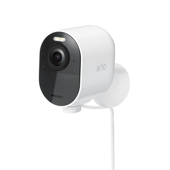 Arlo Ultra 1 Camera Kit and Arlo Audio Doorbell with Charger and Skins