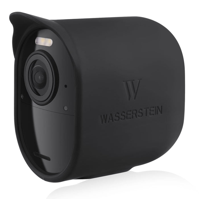 Arlo Ultra 3-Pack Camera Kit (VMS5340) with Black Solar Panel and Silicone Skin | Wasserstein Home