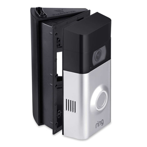 Adjustable Angle Mount compatible with Ring Video Doorbell & Ring Video Doorbell 2 - Adjust the orientation of your Ring Doorbell safely