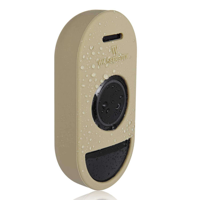 Protective Silicone Cover compatible with Arlo Audio Doorbell - Accessorize and protect your audio doorbell | Wasserstein Home