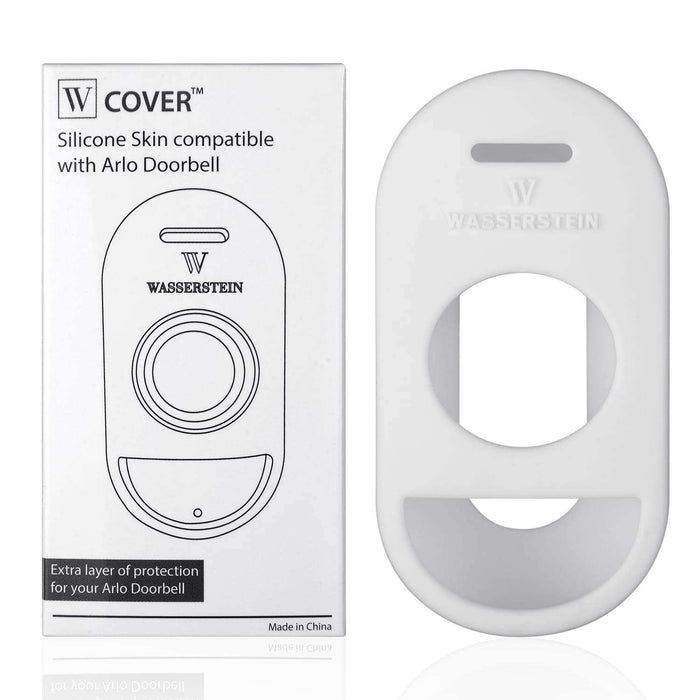 Protective Silicone Cover for Arlo Audio Doorbell | Wasserstein Home