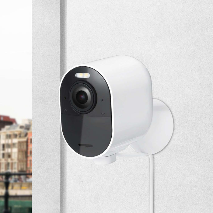 Arlo Ultra 2 Camera Kit and Arlo Audio Doorbell with Charger and Skins