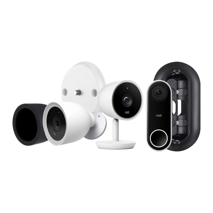 Nest Cam IQ Outdoor Camera Bundle | Wasserstein