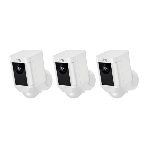 Ring Spotlight Cam Battery 3-Pack Bundle