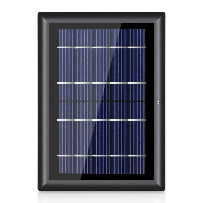 Wasserstein Bundle Arlo White Solar Panel /& White 16ft Weatherproof Quick Charger Compatible with Arlo Pro /& Pro 2 ONLY
