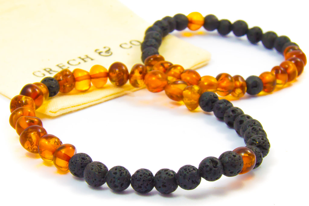 Health & Wellness in Jewelry | Diffuser Bracelets, Baltic Amber Necklaces, and More