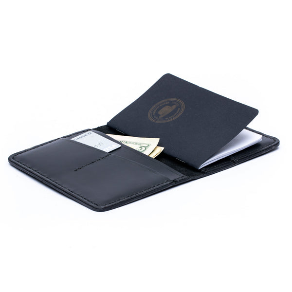 Cafe Wallet (Black)
