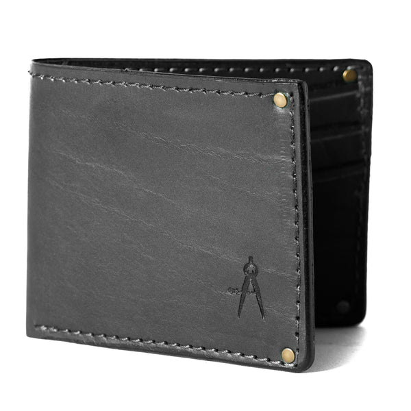 Bifold Wallet (Black)