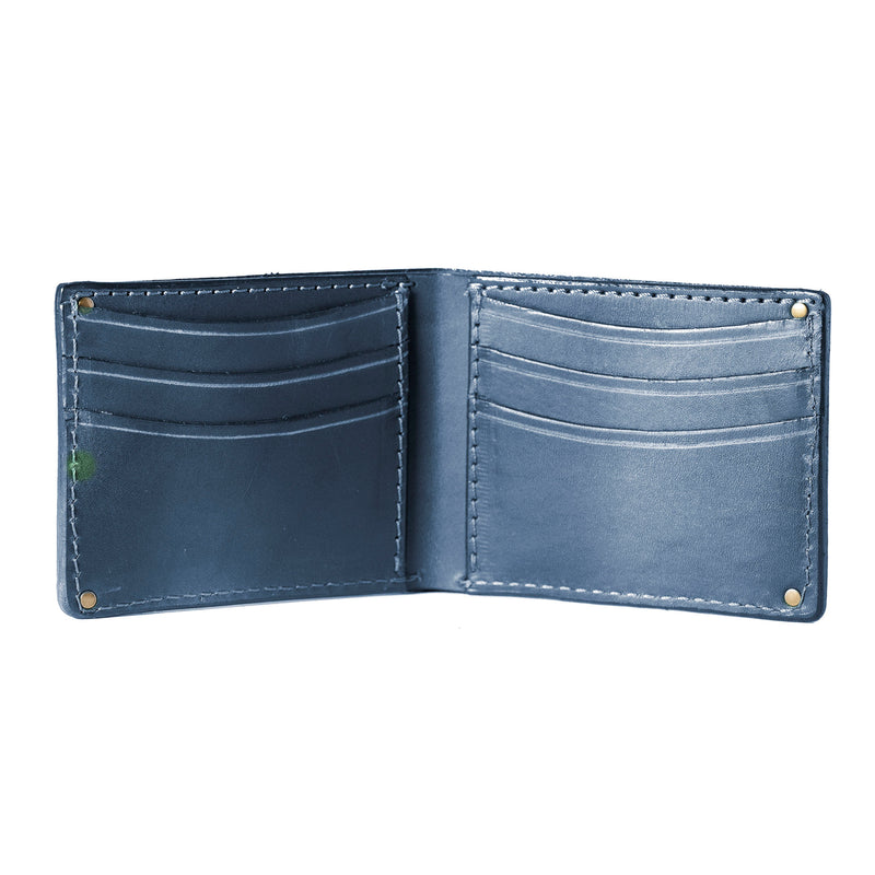 Bifold Wallet (Navy)