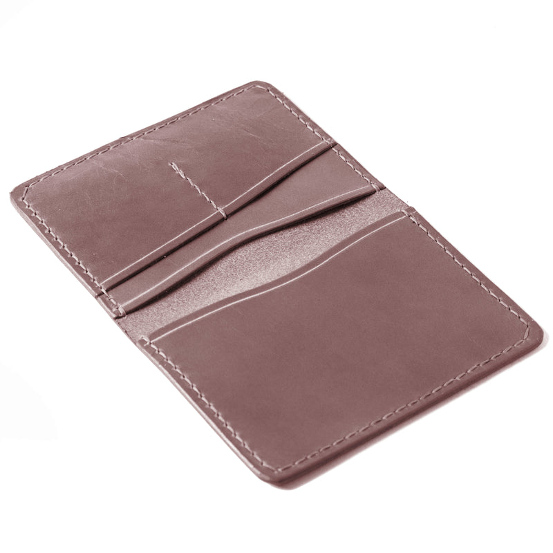 Passport Wallet (Dark Brown)