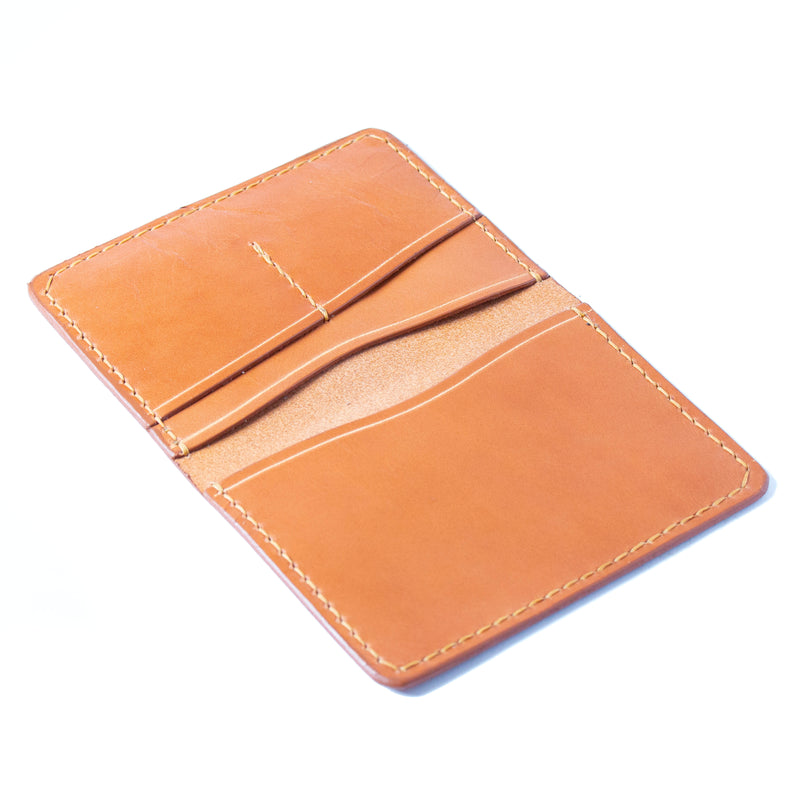 Passport Wallet (Tan)
