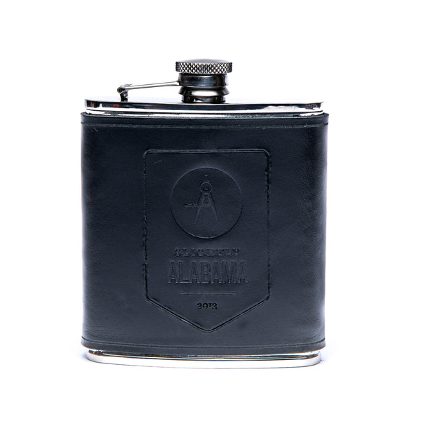 Hip Flask (Black)
