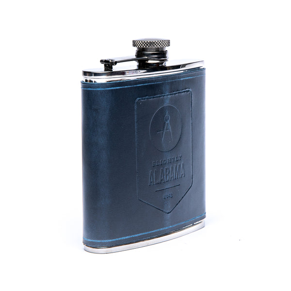 Hip Flask (Navy)