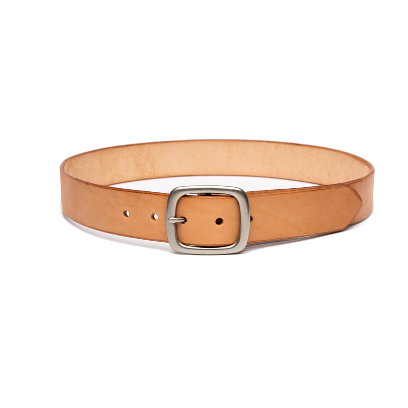 Standard Belt (Natural / Nickel)
