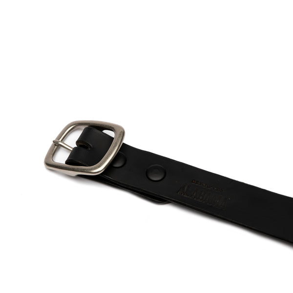 Standard Belt (Black / Nickel)