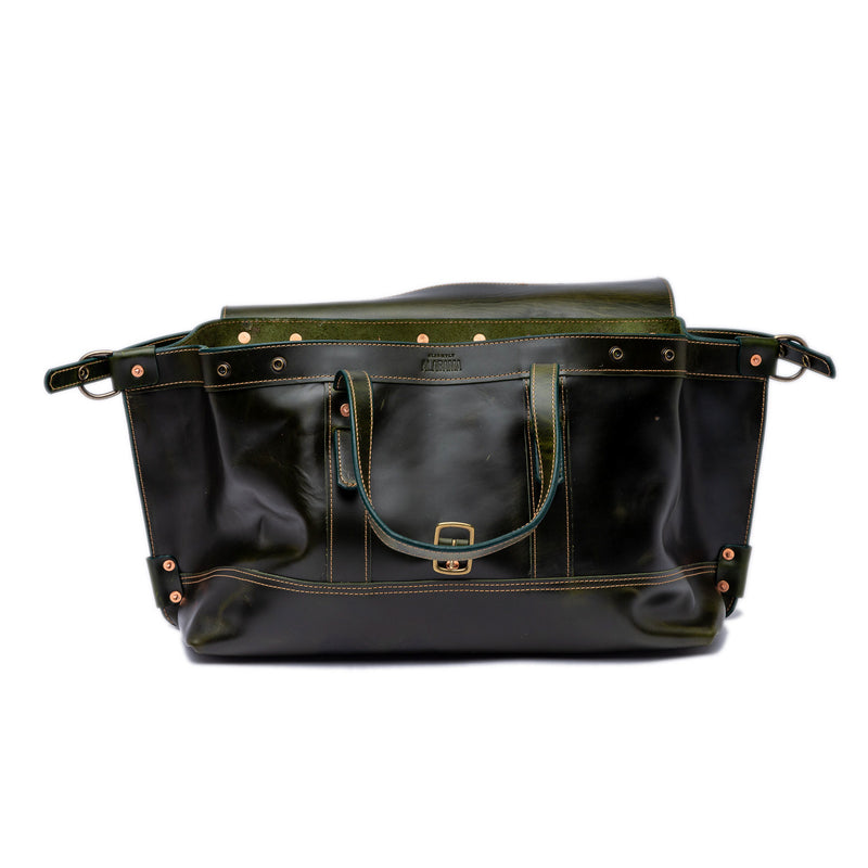 Field Bag Duffle II (Green)