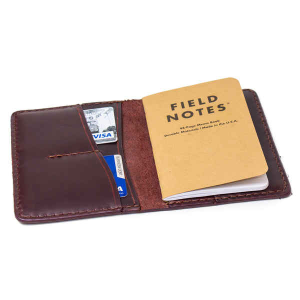 Cafe Wallet (Oxblood)