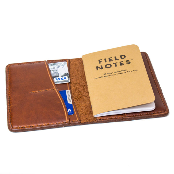 Cafe Wallet (Antique Brown)