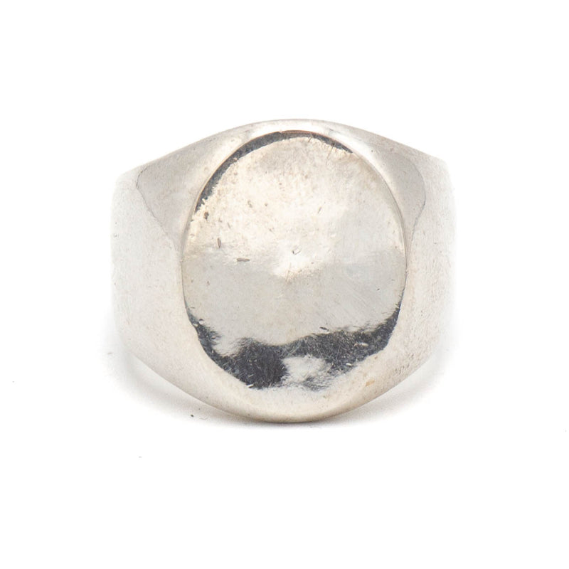 Maven Signet Ring (Silver)
