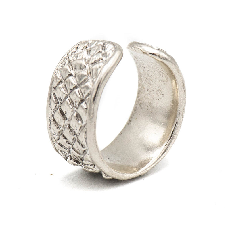 Adjustable Ring (Sterling Silver)