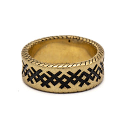 River of Life Ring (Brass)