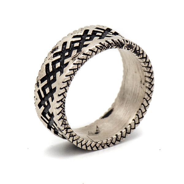 River of Life Ring (Sterling Silver)