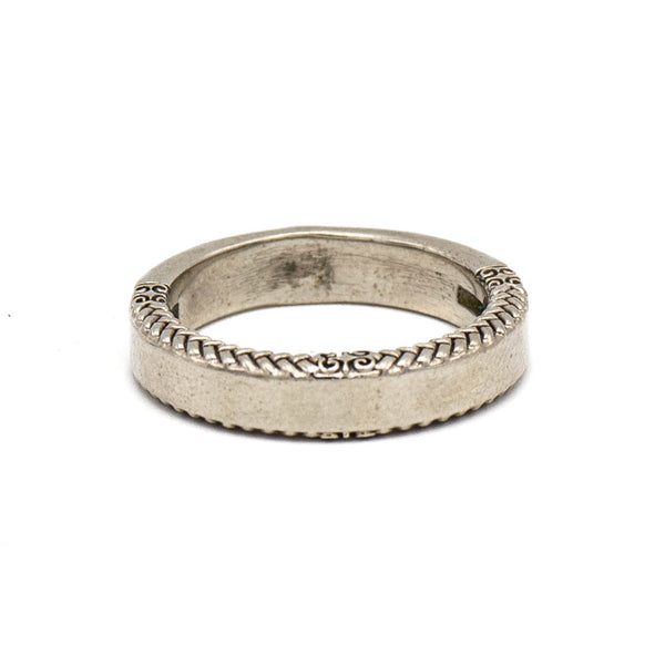 Union Fait la Force Small Ring (Sterling Silver)