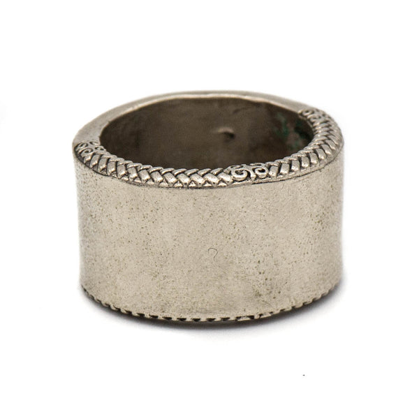 Union Fait la Force Large Ring (Sterling Silver)