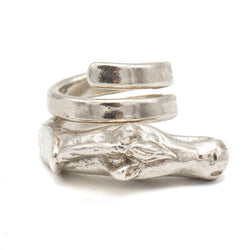 Horse Ring (Sterling Silver)