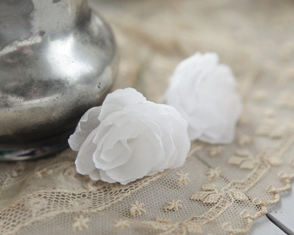 Simple Paper Flowers DIY Tutorial