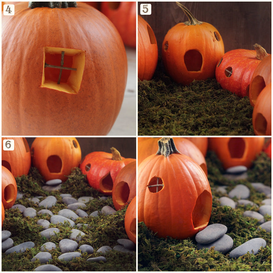 Tutorial: Fairy Pumpkin Village