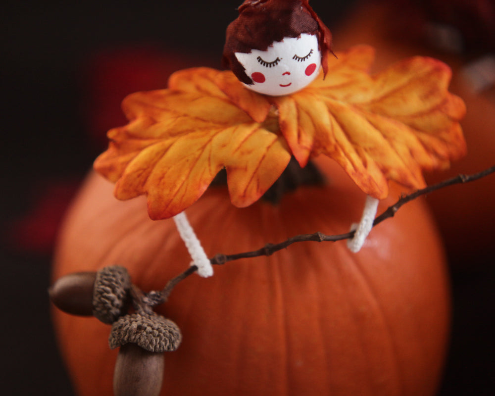 pumpkin doll