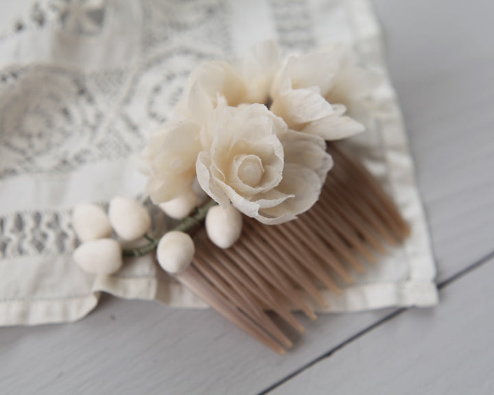 Wax Flowers DIY Tutorial