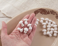 mini craft mushrooms