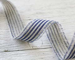 beach stripe ribbon