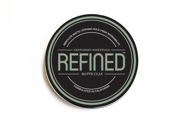 Matte Clay Paste by Refined - HOLAHOW